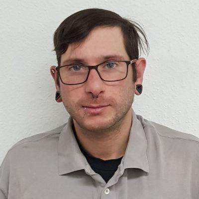 Unsere Fachkräfte: Koop Eric Nebel